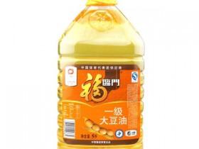 福临门大豆油郑州销售处